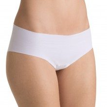 Sloggi slip light cotton hipster white front