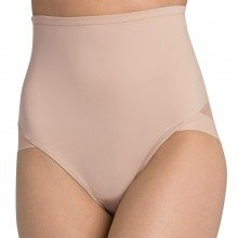Triumph lastex perfect sensation highwaist panty beige front