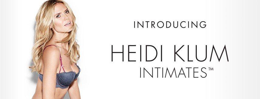 Heidi Klum Intimates
