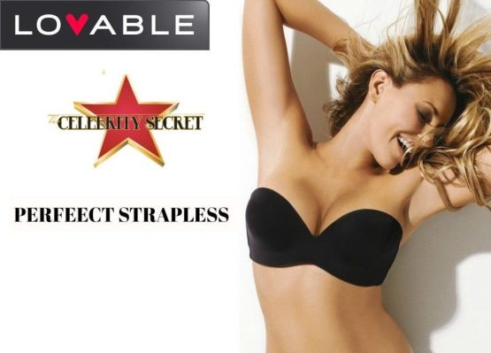 Perfect Strapless Lovable