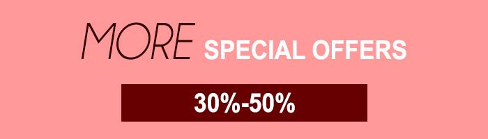 Προσφορές εσωρούχων 30%-50%!