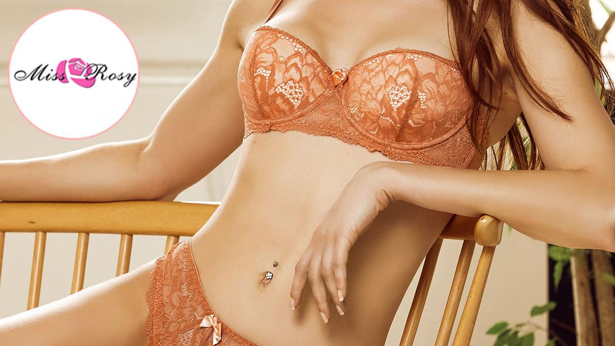 Miss Rosy lingerie - Ταρτόρα εσώρουχα και μαγιό